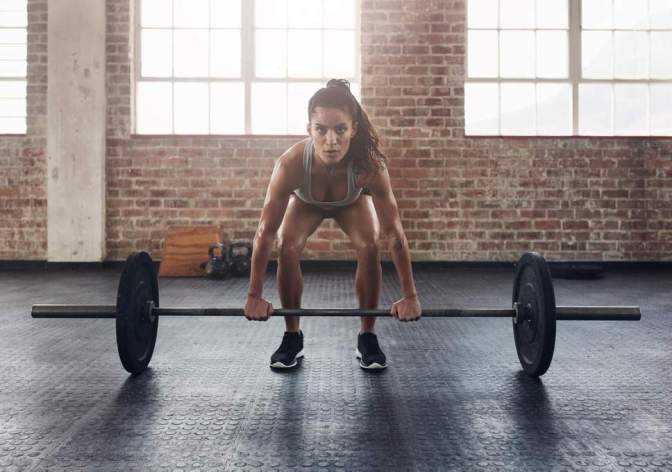 I am a woman and don't want to bulk up like a man. Why do I need to train with weights?