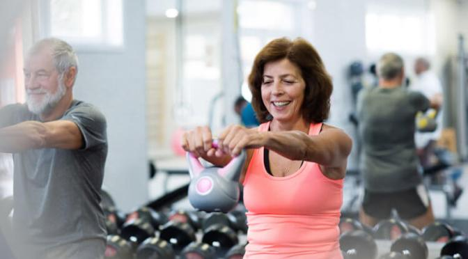 I'm over 50 years old. Isn't it too late for me to start weight training? The 'Can I…?' series